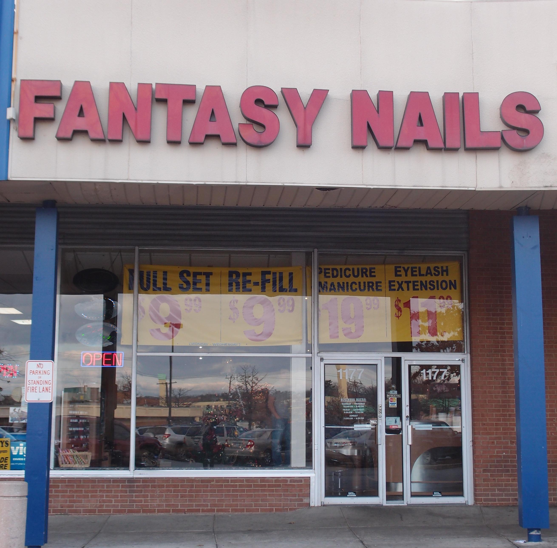 Fantasy Nails - Takoma Langley