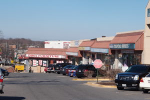 JBGR Retail - Takoma/Langley Crossroads Center