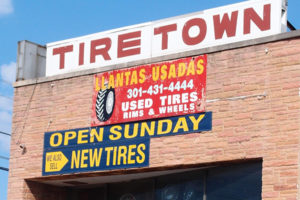Tire-Town