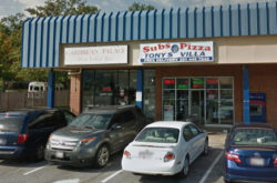 Tony's Villa-Pizza