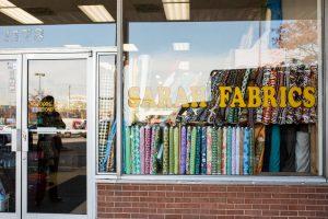 sarah fabrics